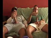 Video X Branlettes conviviales pour Hétéros en rut