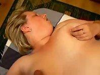 Video sexe Blonde obèse se fait défoncer