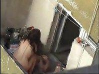 Video porno Voyeur amateur qui filme ses Voisins