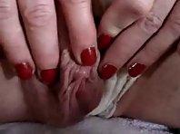 Video x Gros clito de Femme mure